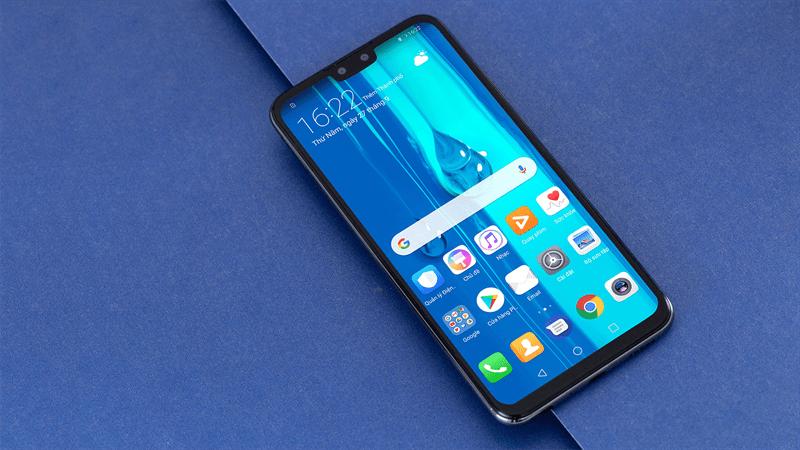 Caremobile giới thiệu tới người dùng dịch vụ thay mặt kính Huawei Y9 2019 chính hãng.
