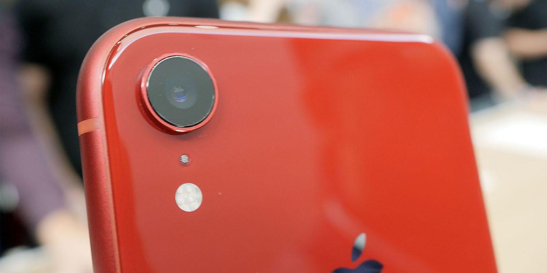 Cấu tạo camera và chế độ chụp hình: iPhone XR cho ra những bức ảnh khá đẹp mắt.