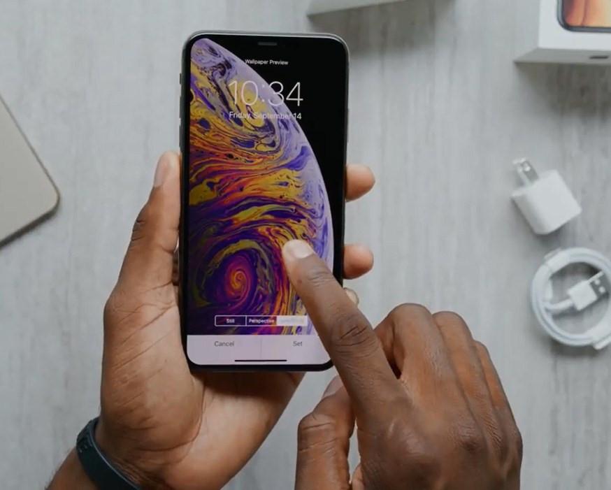 Thay mặt kính iPhone XS Max, xem trực tiếp chờ lấy luôn