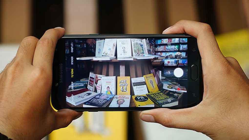 Samsung J4 không lên nguồn : mọi hoạt động bị ngừng lại