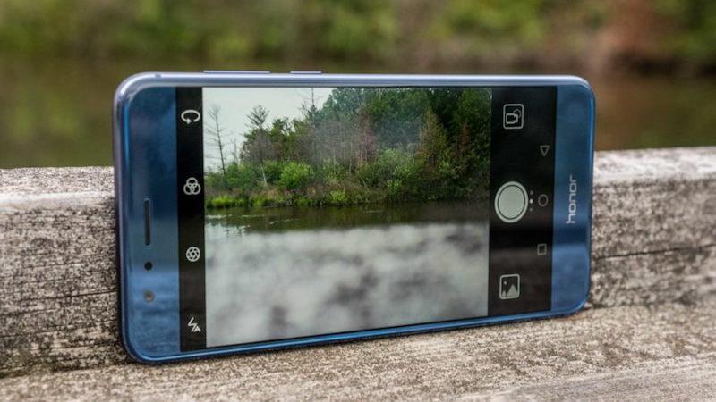 Tìm hiểu cấu tạo màn hình Huawei Honor 8