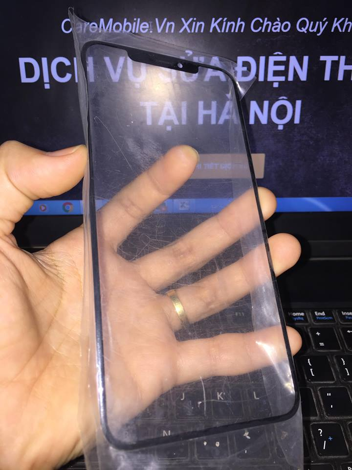 Linh kiện mặt kính iPhone XS Max chính hãng