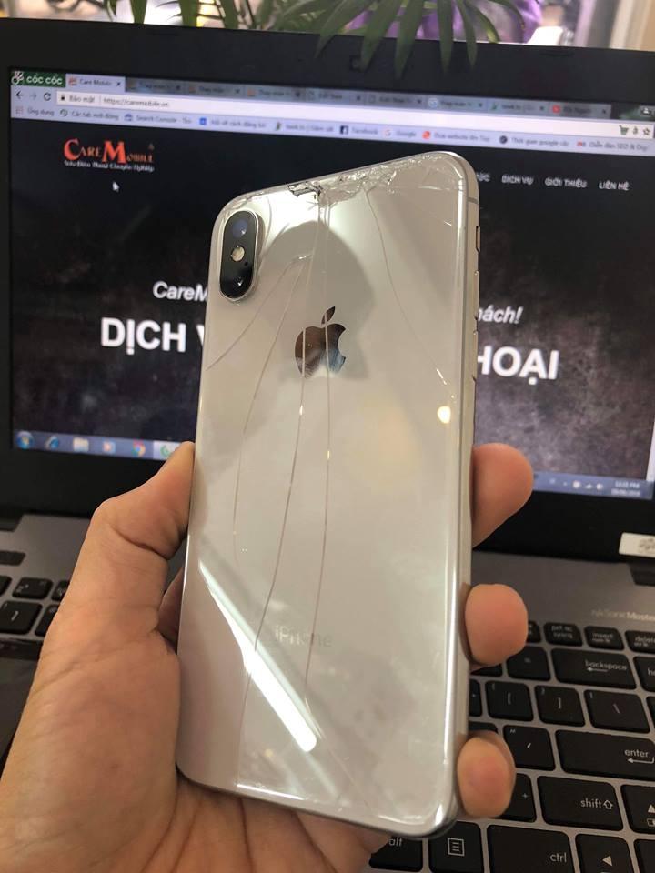Thay vỏ tạo nên diện mạo đẳng cấp, sang chảnh cho iPhone XS