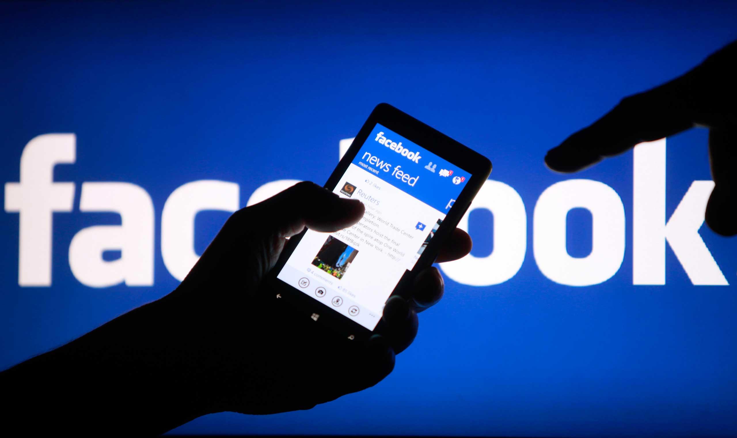 Hàng ngày Facebook vẫn biết rõ cuộc sống của người dùng