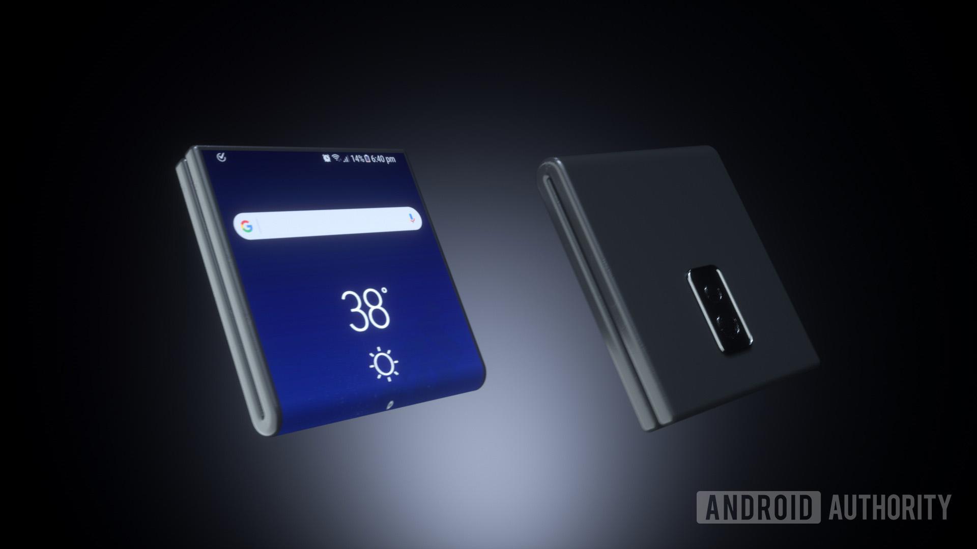 Chiếc điện thoại Samsung màn hình gập sẽ mang lại trải nghiệm tuyệt vời cho người dùng.