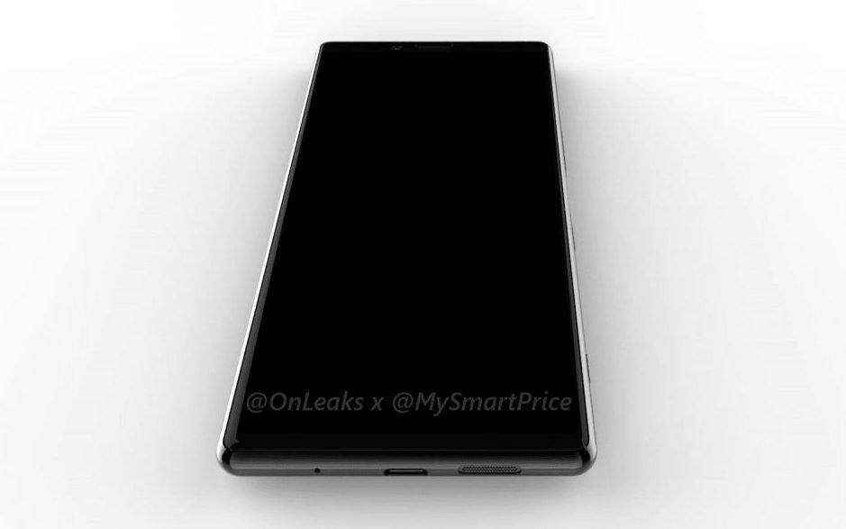 Điện thoại Sony Xperia XZ4