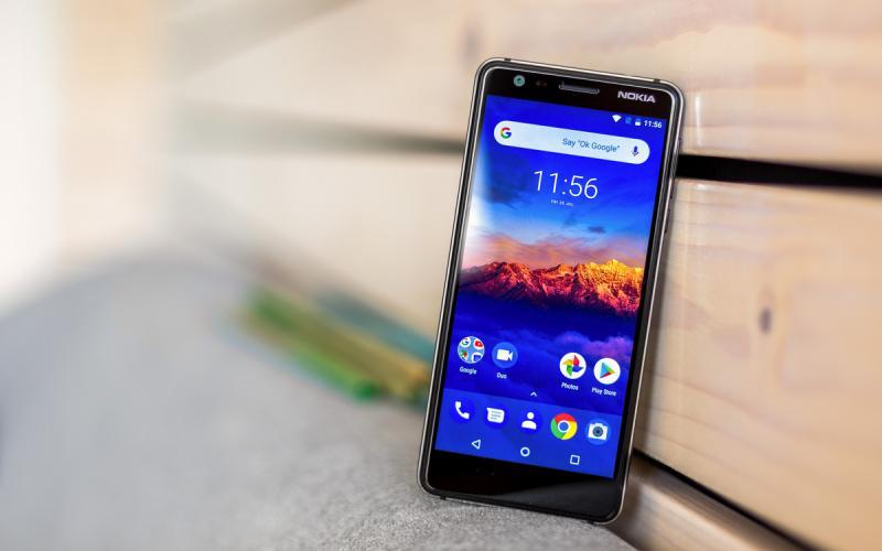 Thay màn hình Nokia 3.1