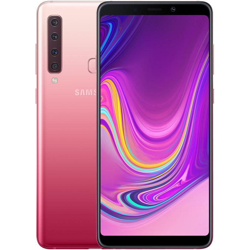 Đủ màu sắc cho khách hàng lựa chọn khi thay nắp lưng Samsung A9 2018