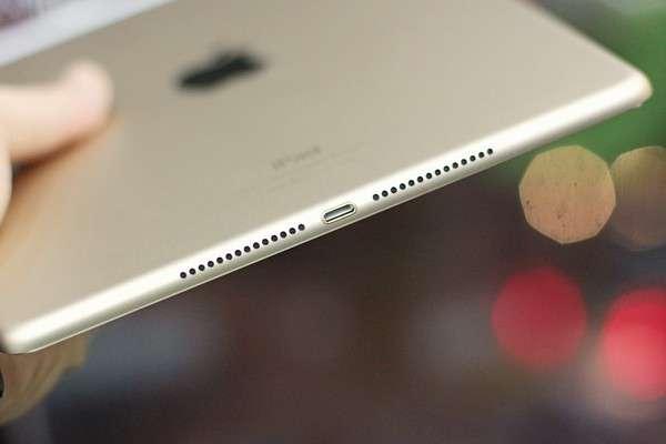 Thay loa iPad 3 phục vụ người dùng sử dụng máy