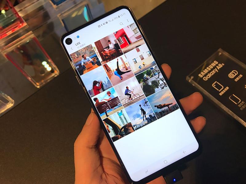 Ép kính Samsung A8s lấy ngay.