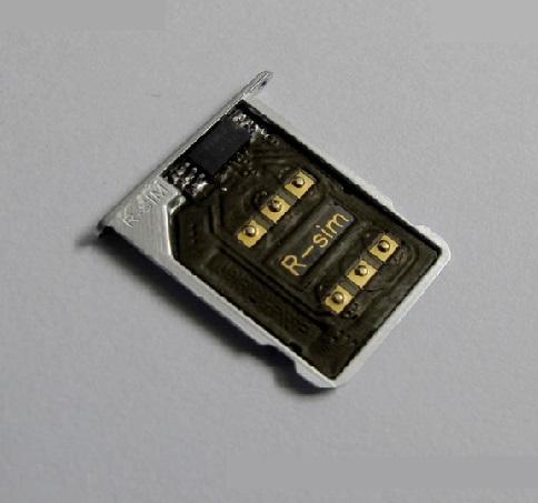 Xử lý một số lỗi khi iPhone Lock dùng sim ghép