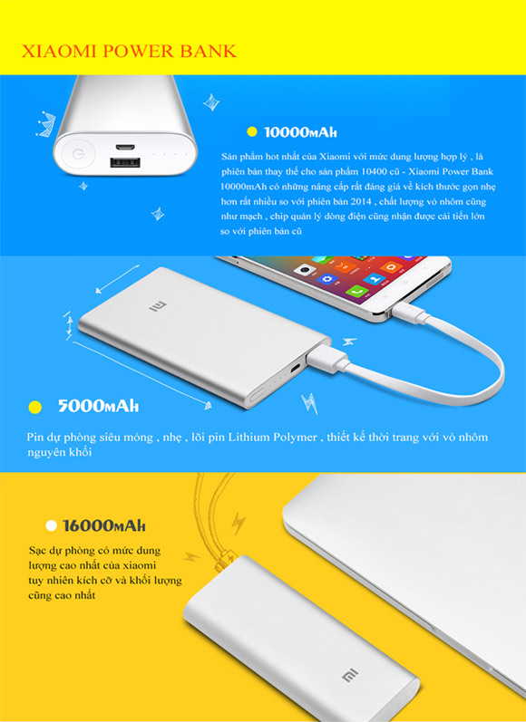 Cách nhận biết pin dự phòng Xiaomi chính hãng và nhái